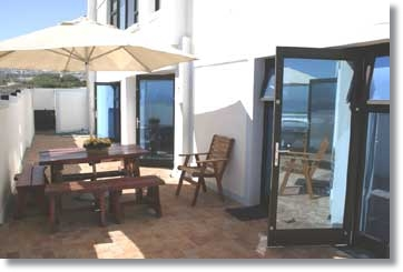 Cape Town Accommodation Bloubergstrand Houses Suites