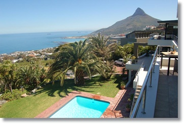 Cape Town Holiday Homes Guest Houses Hotels Camps Bay