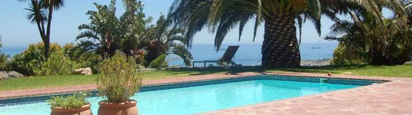 Camps Bay luxury Holiday Homes Cape Town Accommodation