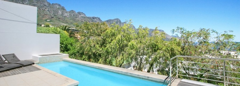 Camps Bay Holiday Homes Accommodation Cape Town