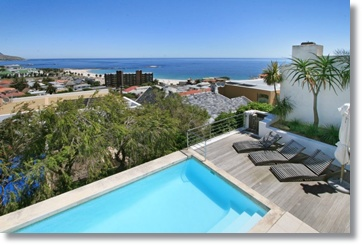 Campsbay Holiday Homes Accommodation Guest House South Africa