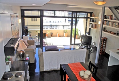 City Centre modern Apartment Loft Cape Town Accommodation