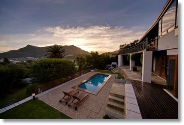 Cape Town Accommodation Villa Chalet South Africa Hotel Suite