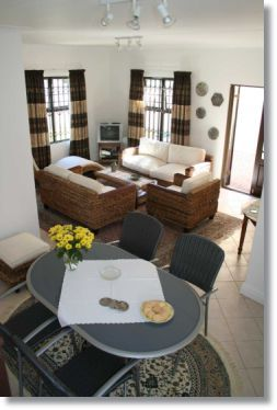 Milnerton Apartment Living Area