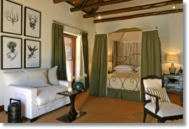 Suite Accomodation Bushmans Kloof