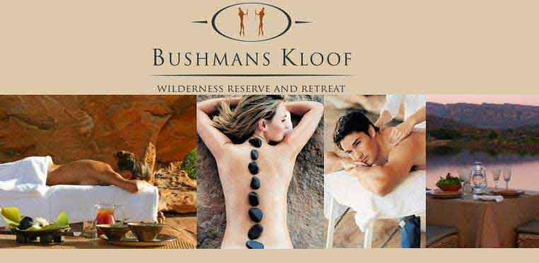 Bushmans Kloof Safari Accomodation Cape Town