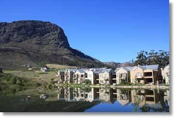 Cape Town Franschhoek accommodation Villas