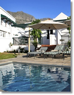 Stellenbosch Holiday Home Winelands Guest House