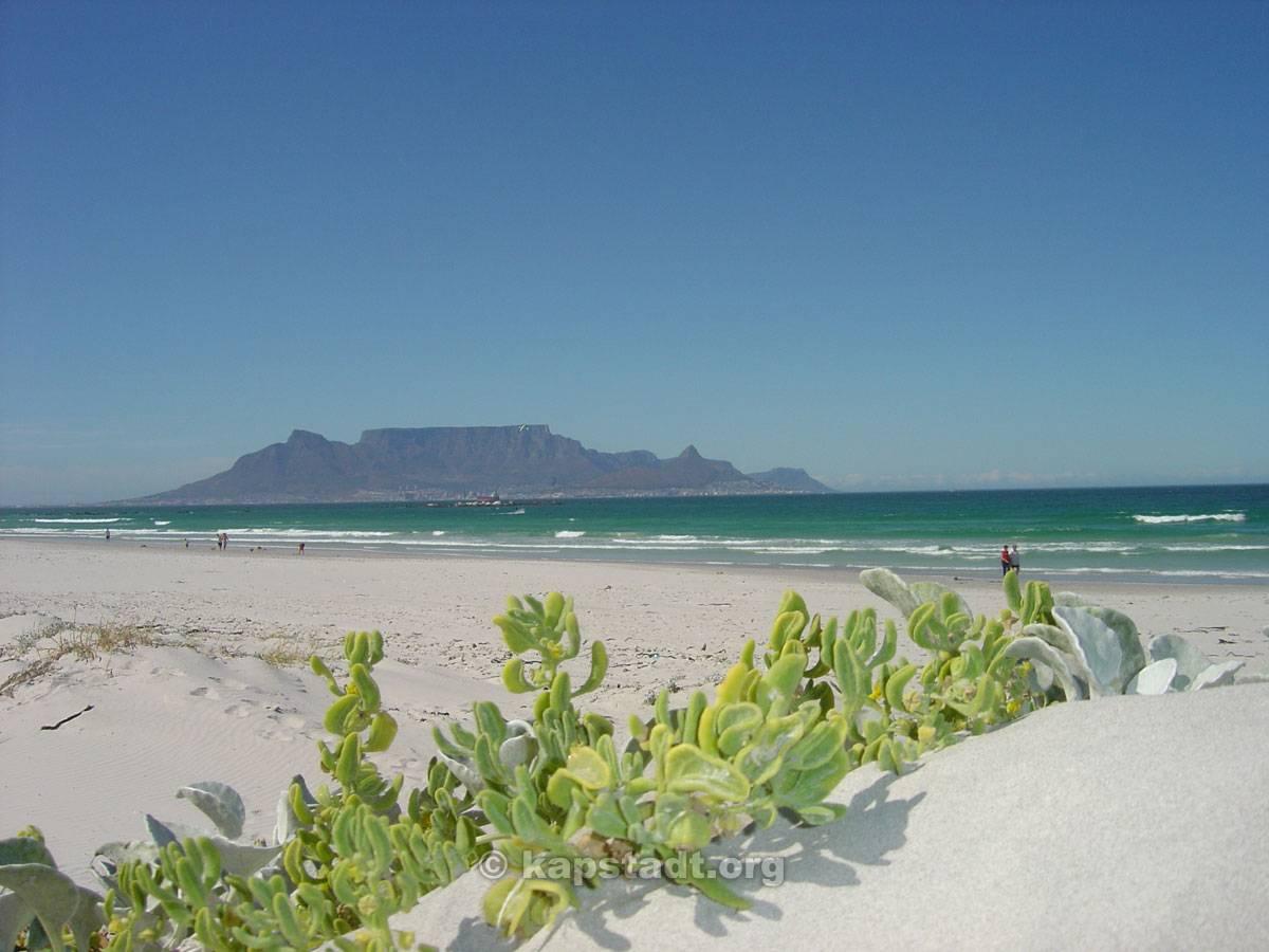 Bloubergstrand Cape Town Suburb