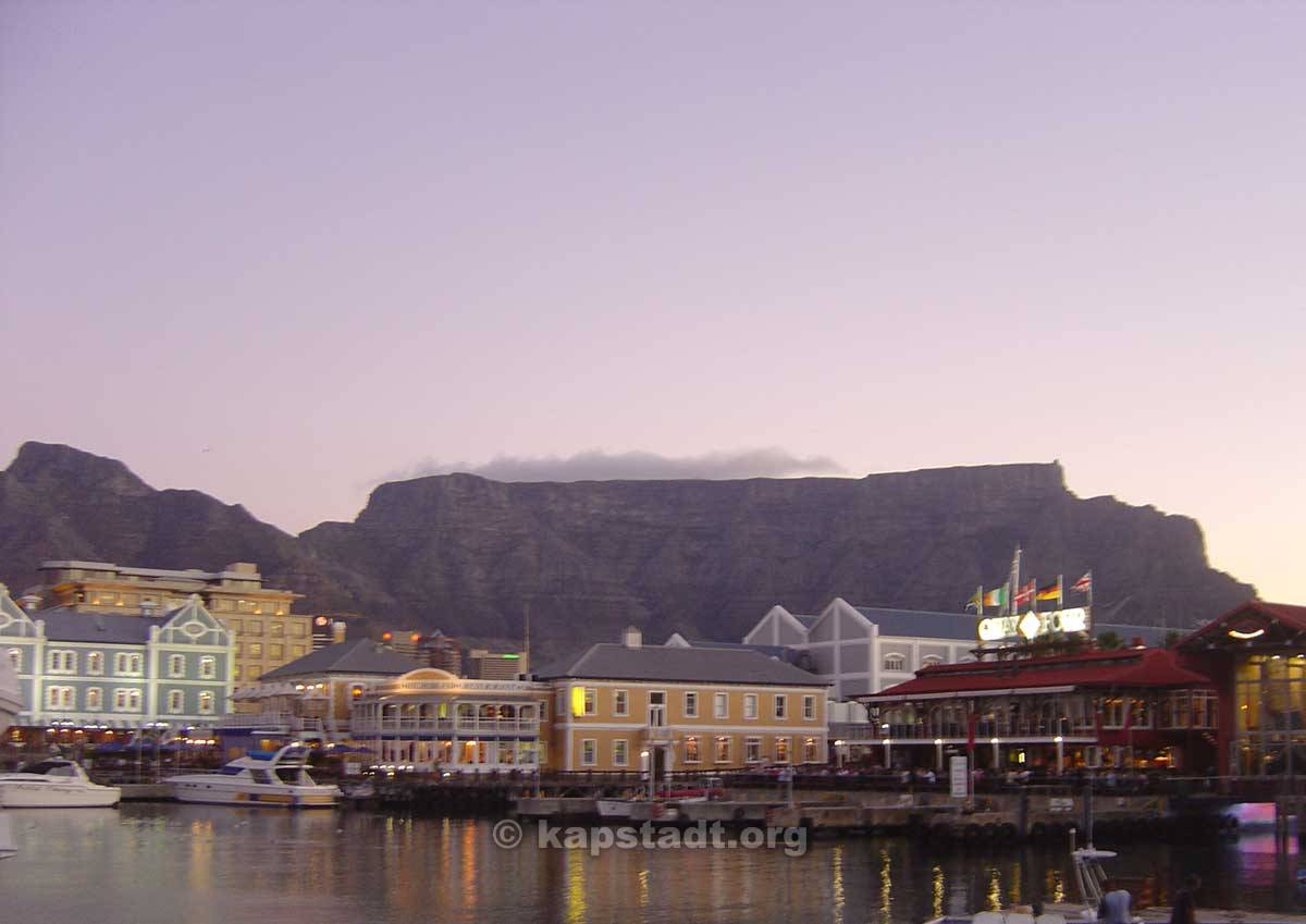 Victoria Amp Alfred Waterfront In Cape Town