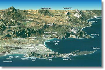 Cape Town Maps